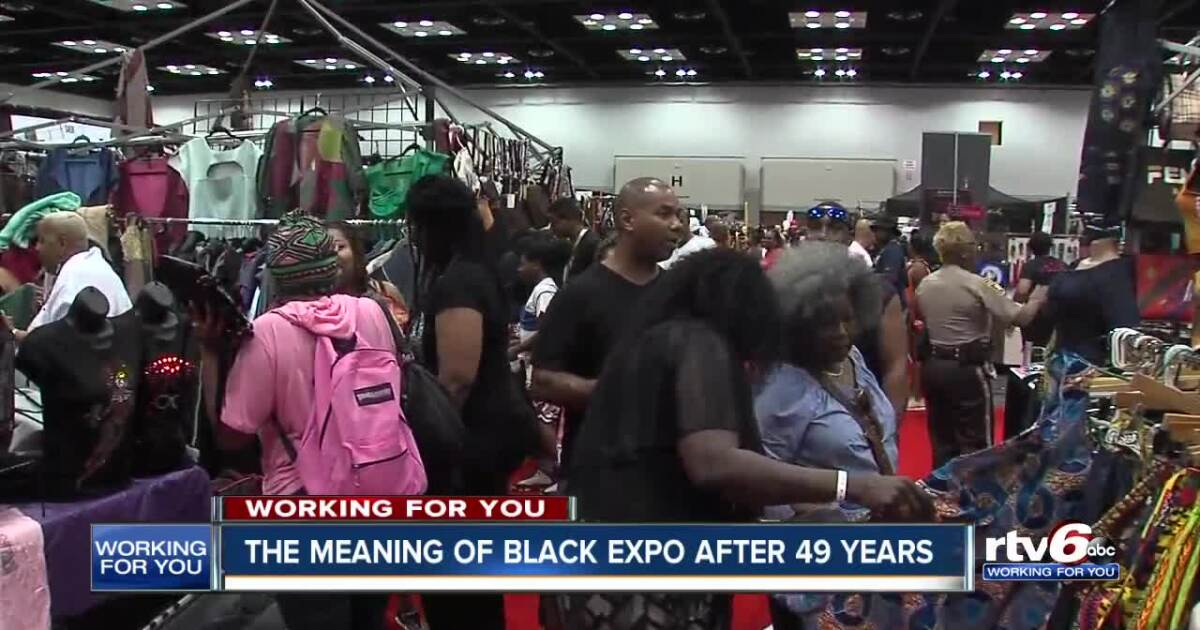 Indiana Black Expo connects businesses, people, resources
