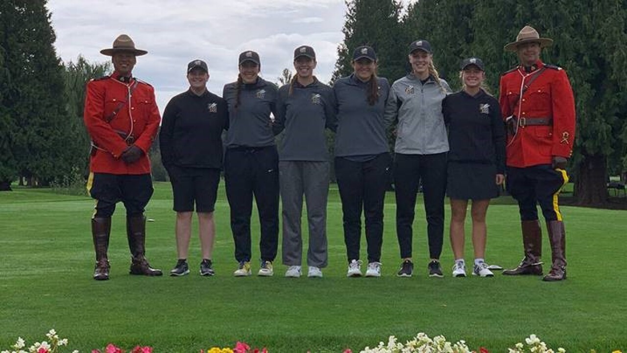 MSU Billings women's golf