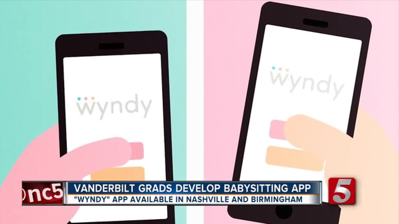 Babysitting App, Wyndy, Launches In Nashville