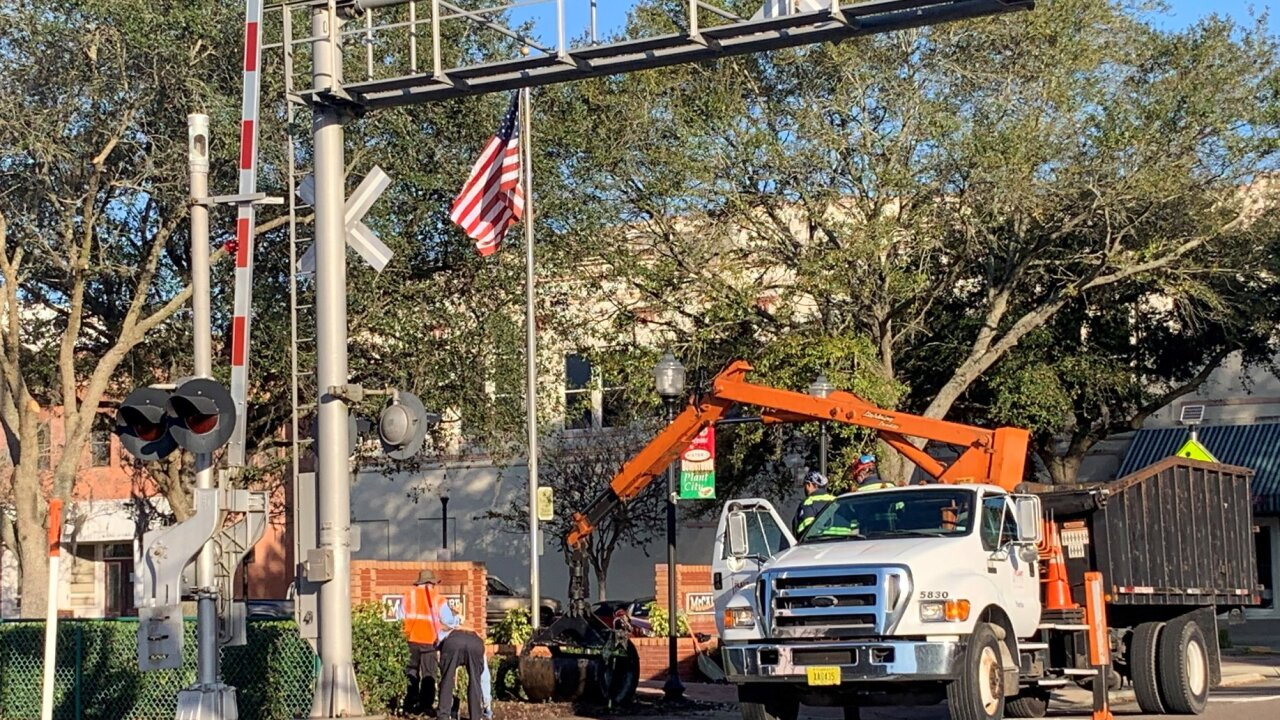 Downtown Plant City Beautification Projects