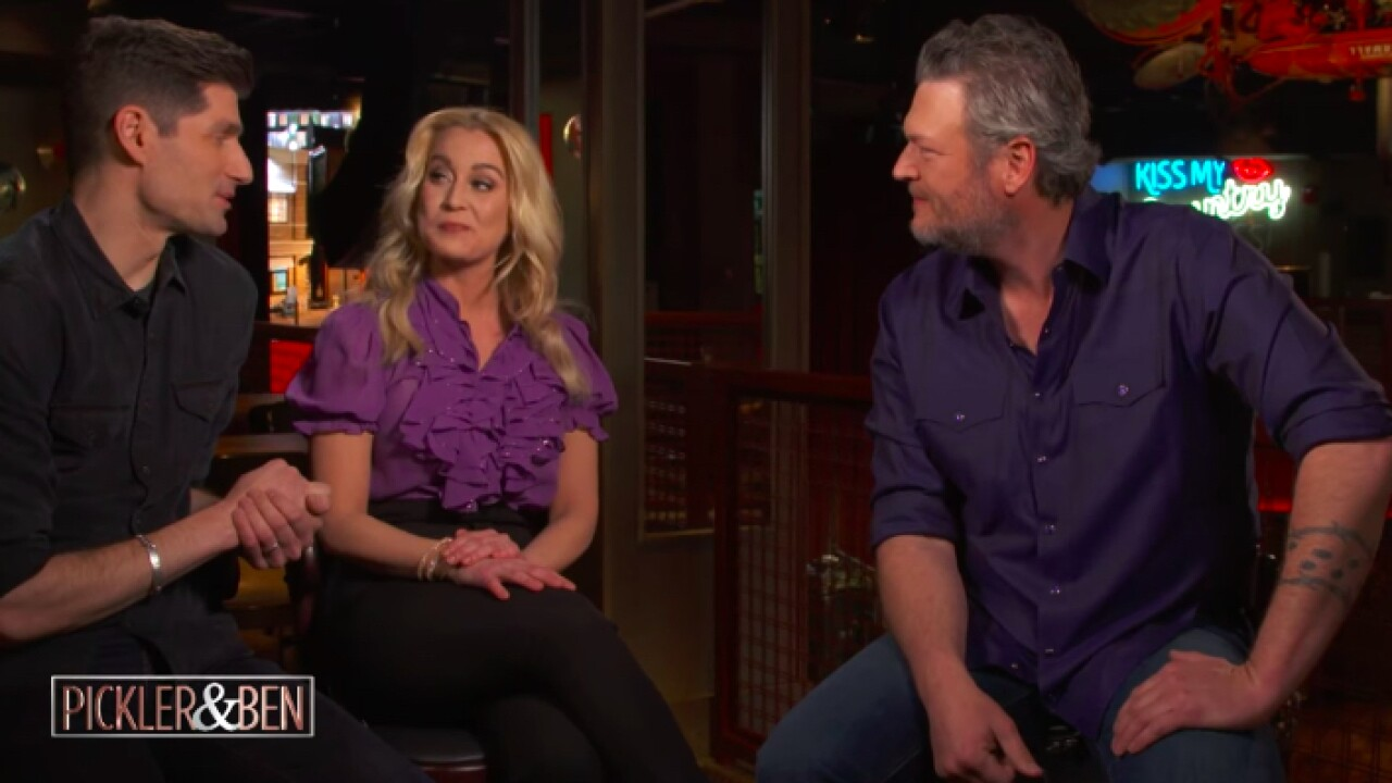 Blake Shelton talks about his Ole Red restaurants in