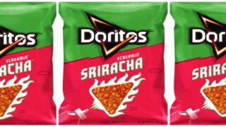 Doritos Is Rolling Out A New Screamin' Sriracha Flavor