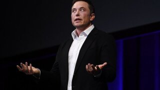 Elon Musk teases Tesla announcement