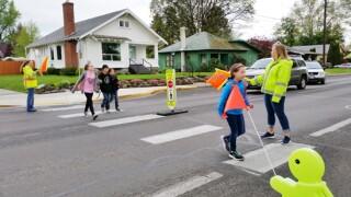 School's open, drivecarefully