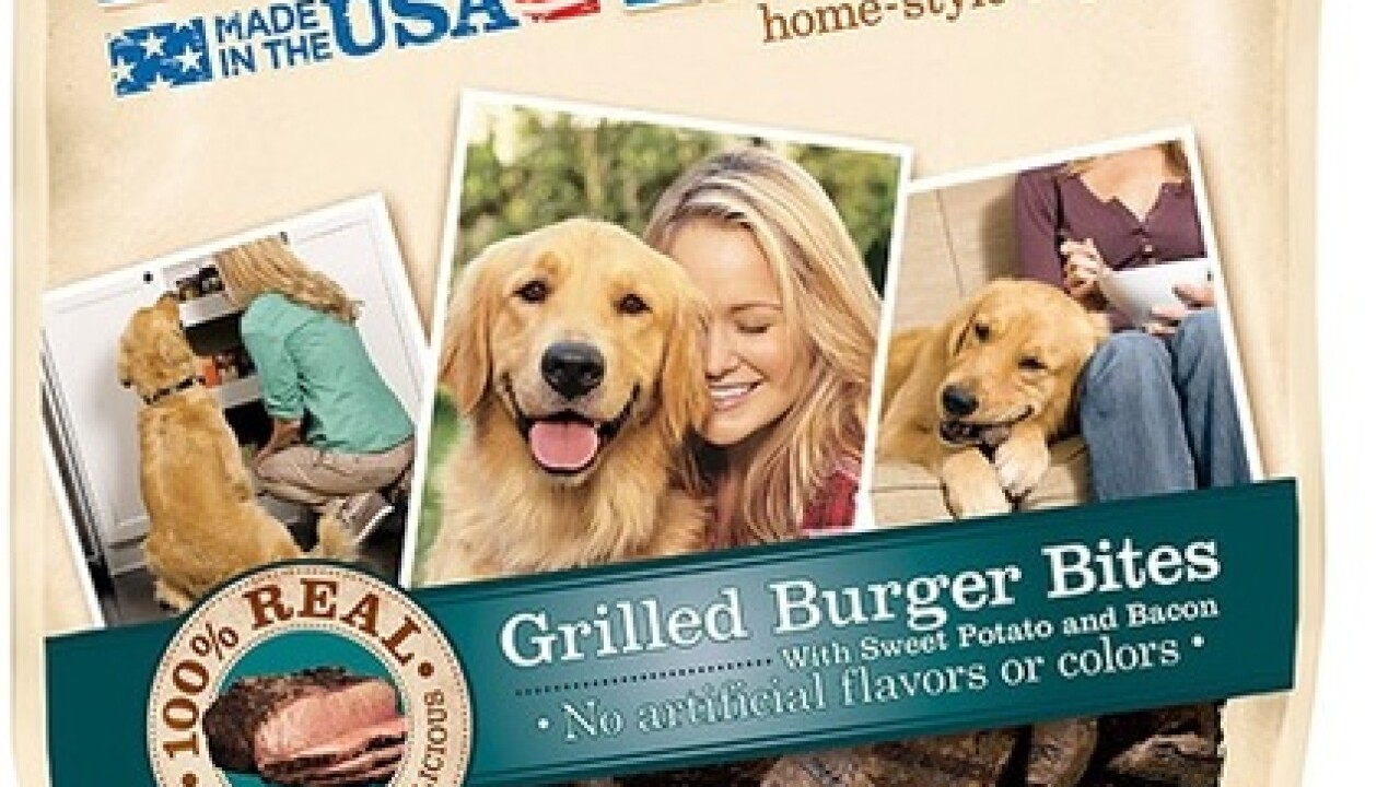 Milo's Kitchen dog treats recalled