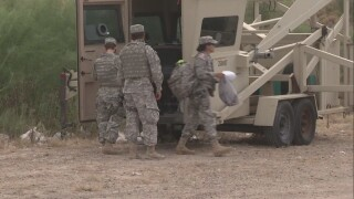 Congress told National Guard helpful near border