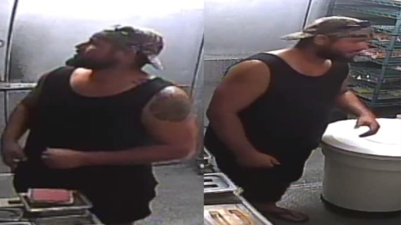 'Modern day Hamburglar': Florida man robs Wendy's after grilling himself a burger