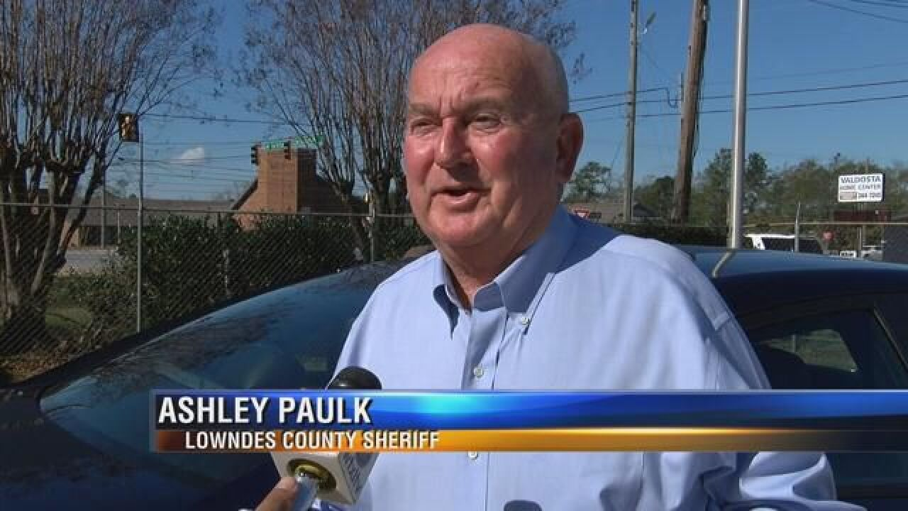 Sheriff Ashley Paulk Returns to Head Up Deputies in Lowndes County