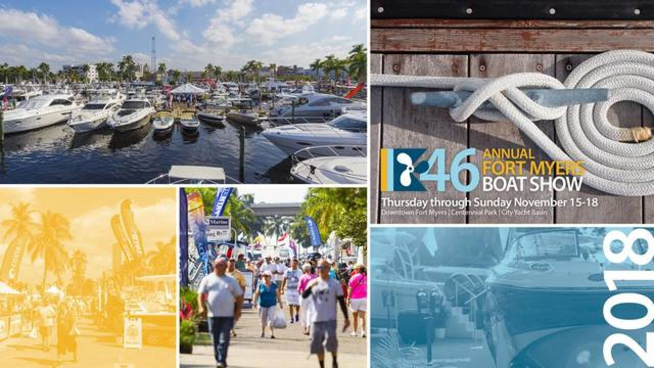 5 Things to do this weekend in SWFL