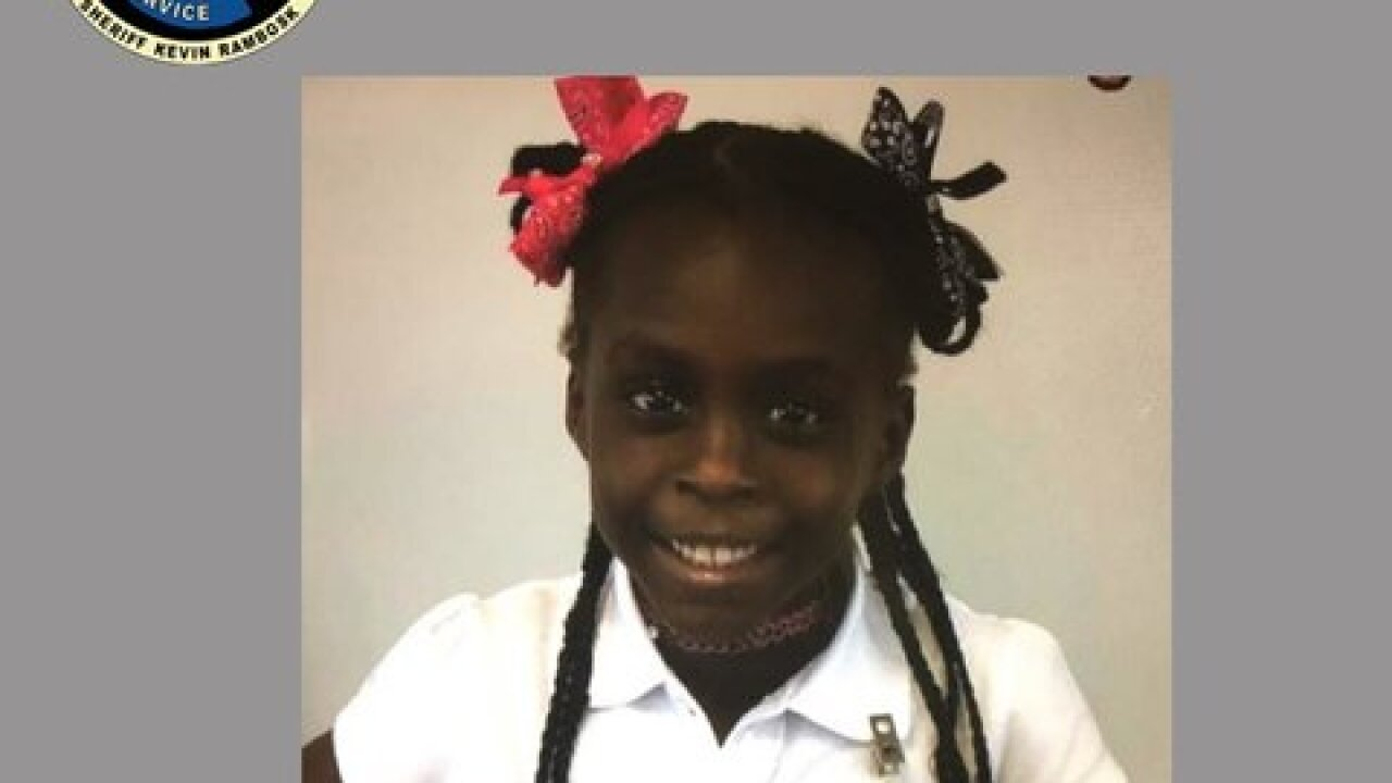 5-year-old missing Collier girl found by deputies