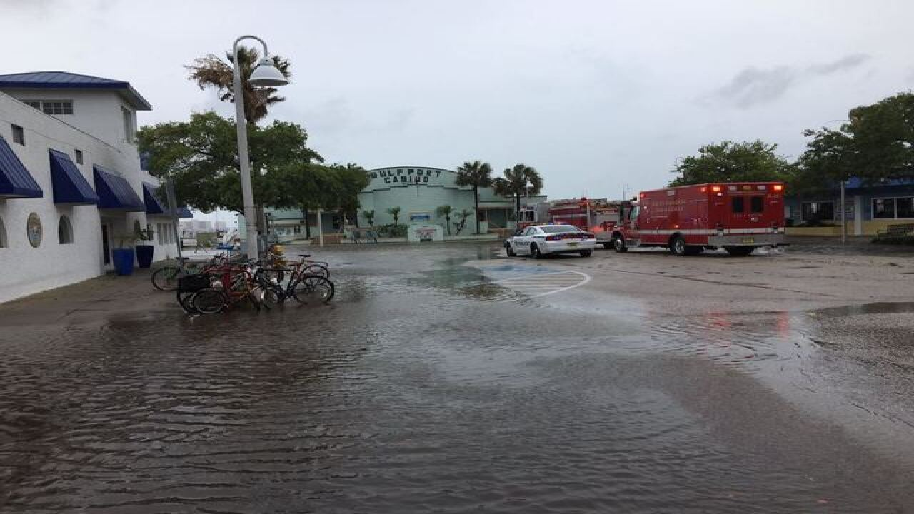 PHOTOS: Tropical Storm Colin hits Tampa Bay