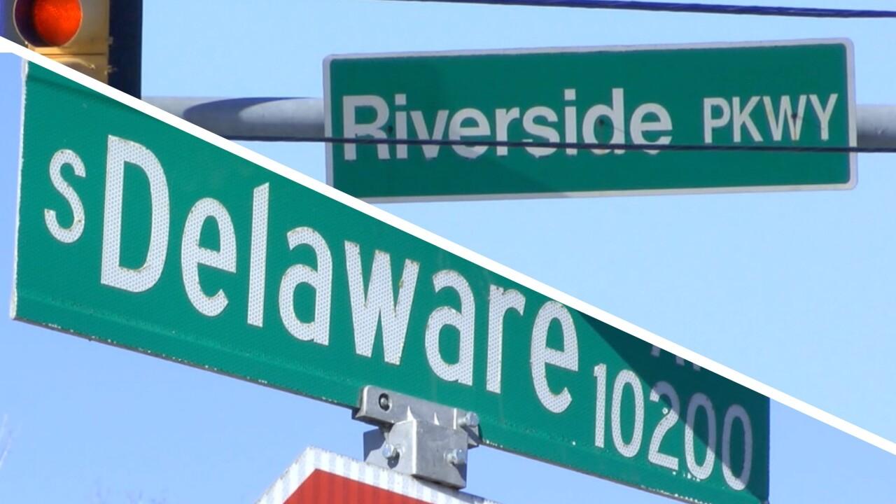 Riverside, Delaware name change