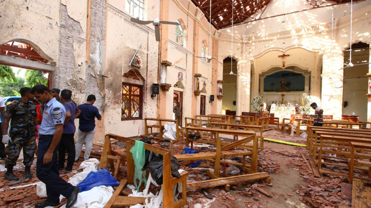 Sri Lanka bombings death toll rises to 290 in 'brand-new type of terrorism'