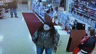 Suspect Sought in Retail Fraud 4 - Courtesy City of Marshall Police Department Facebook Page.jpg