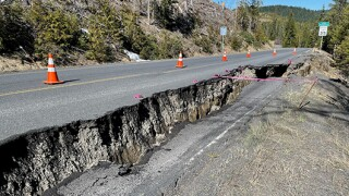 Slide on Highway 11 expected to cause delays over holiday weekend
