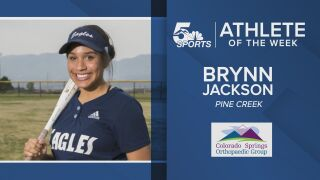 KOAA Athlete of the Week: Pine Creek's Brynn Jackson