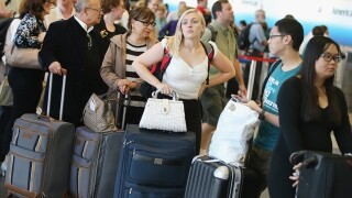 Long wait times at baggage claim? Contractor at CVG put on notice