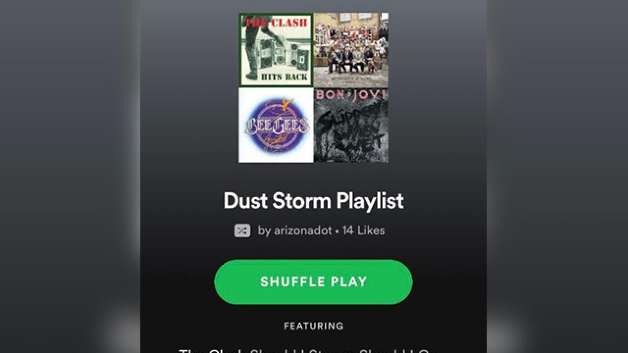 ADOT Dust Storm Playlist