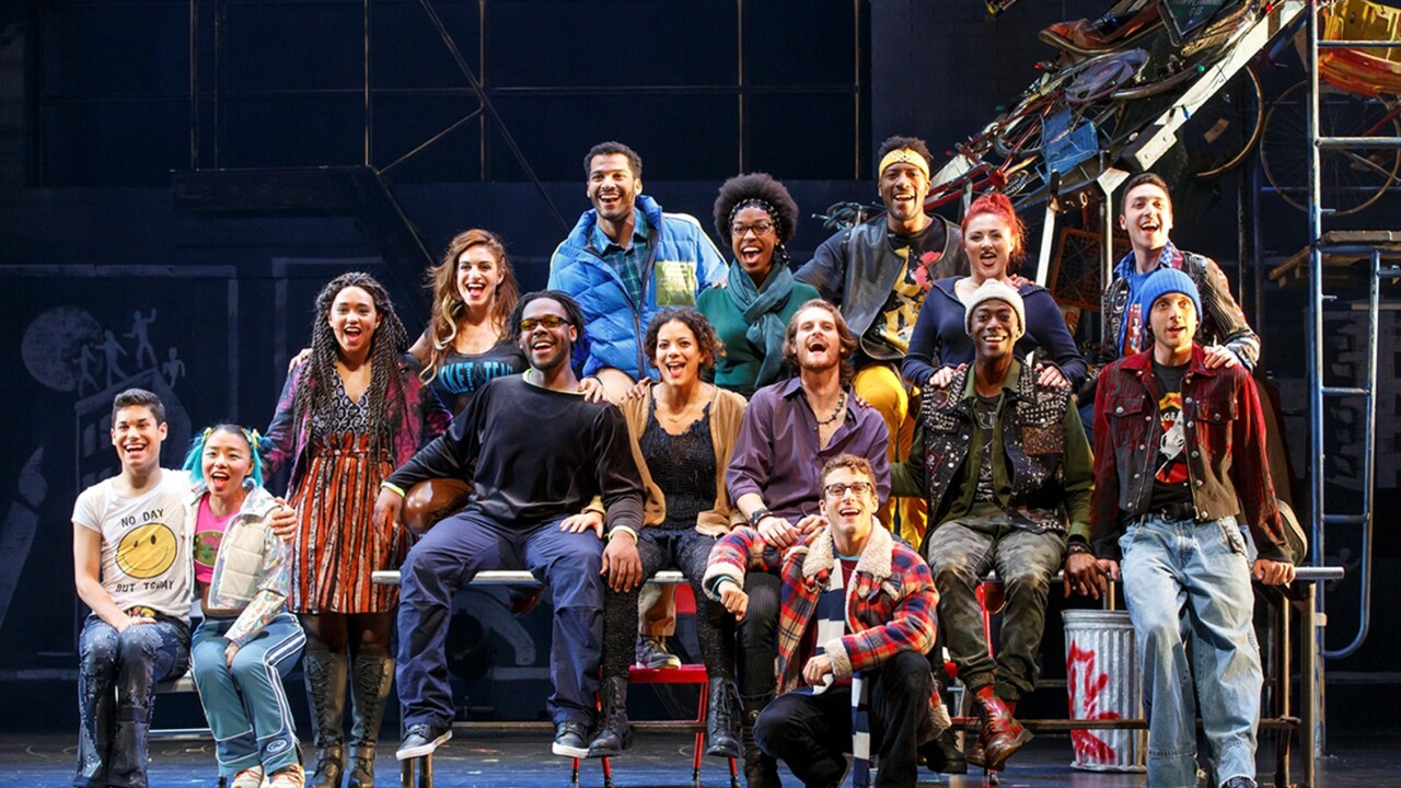 $24 tickets available for award-winning musical RENT at Chrysler Hall