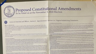 Proposed Amendments for 2020