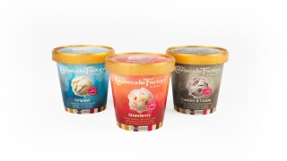 Cheesecake Factory launches line of ice creamflavors