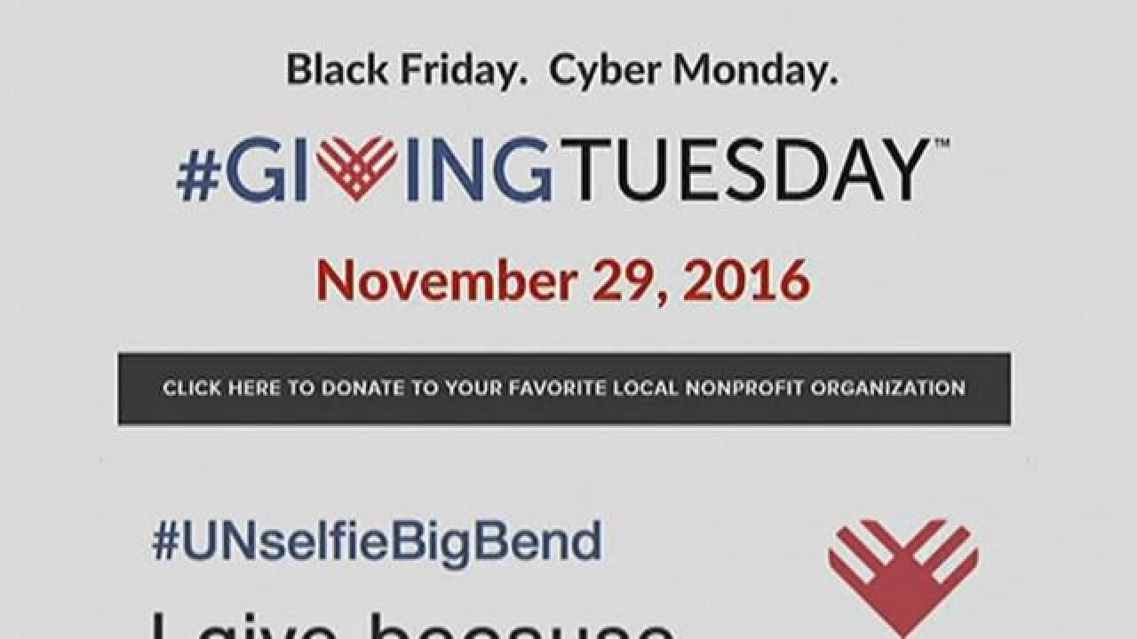 Charities in Big Bend Get Ready for Giving Tuesday
