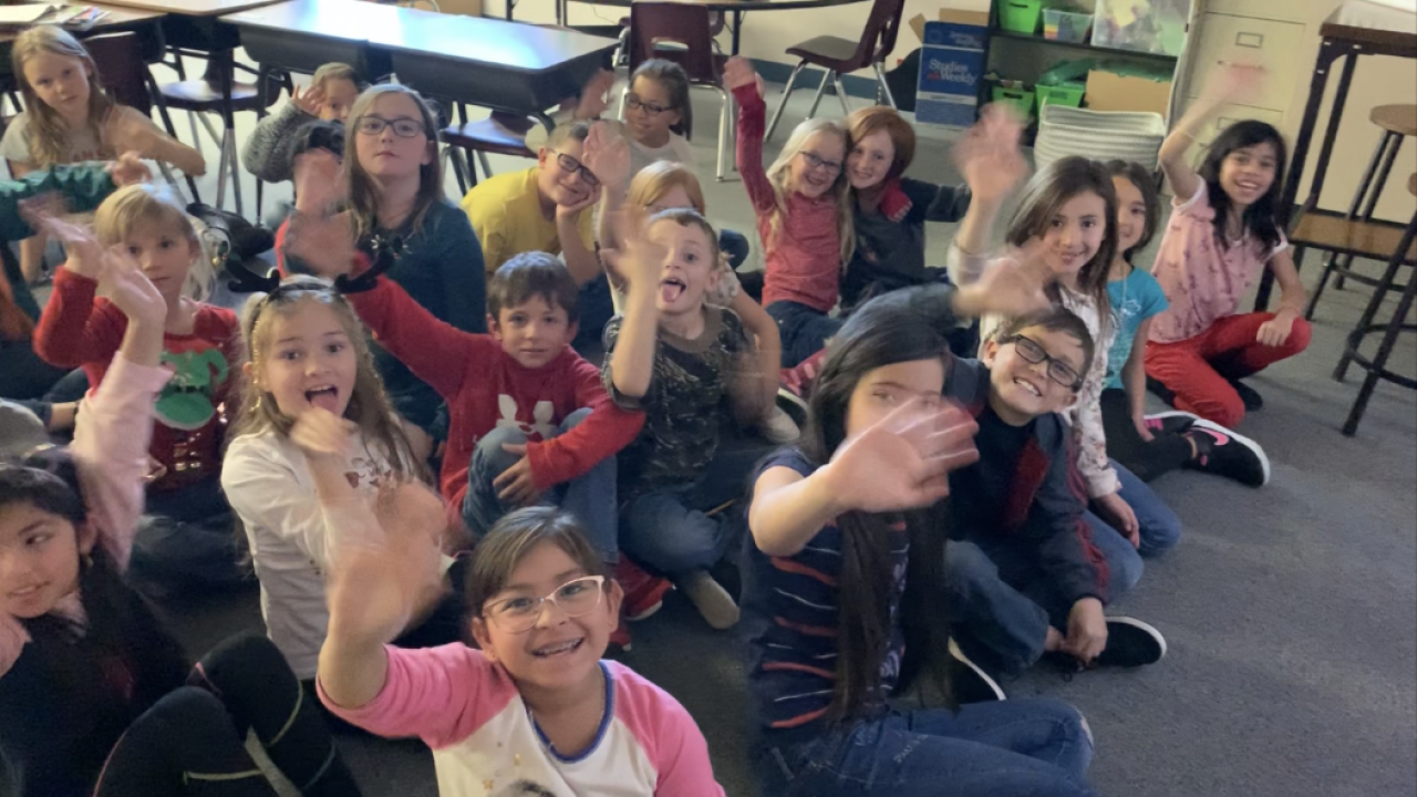 Ellicott Elementary 3rd grade