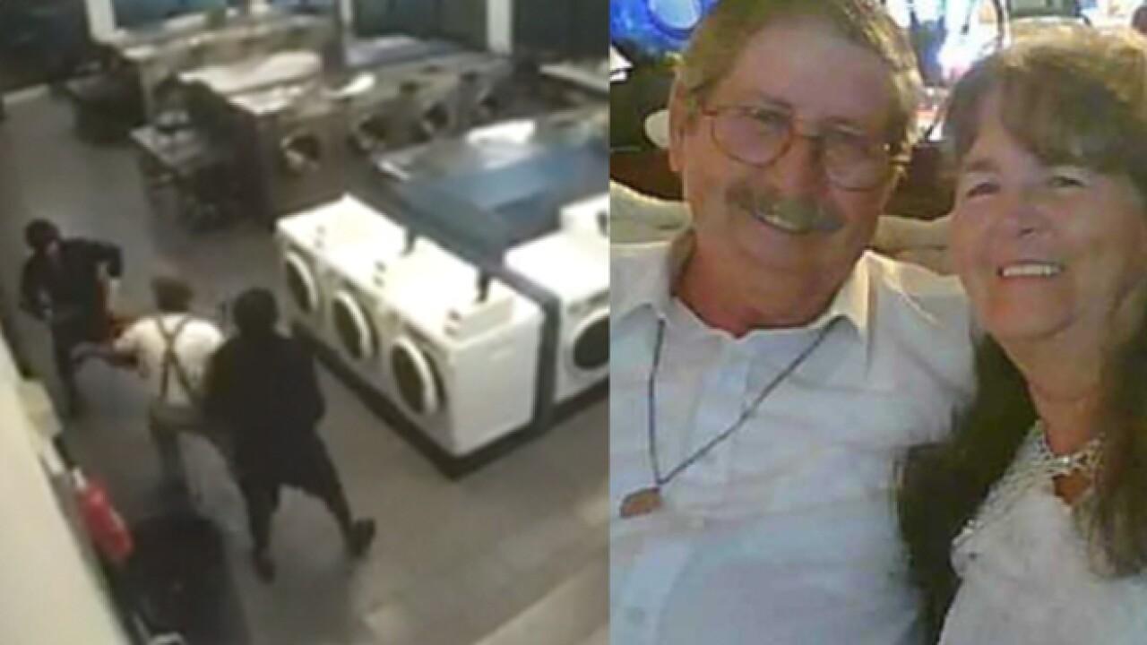 Elderly Laundromat Employee Dies After Attack