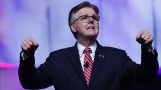 Lt. Gov. Dan Patrick misses first day of legislative session to attend White House border security meeting