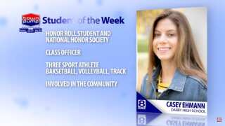 Student of the Week: Casey Ehmann