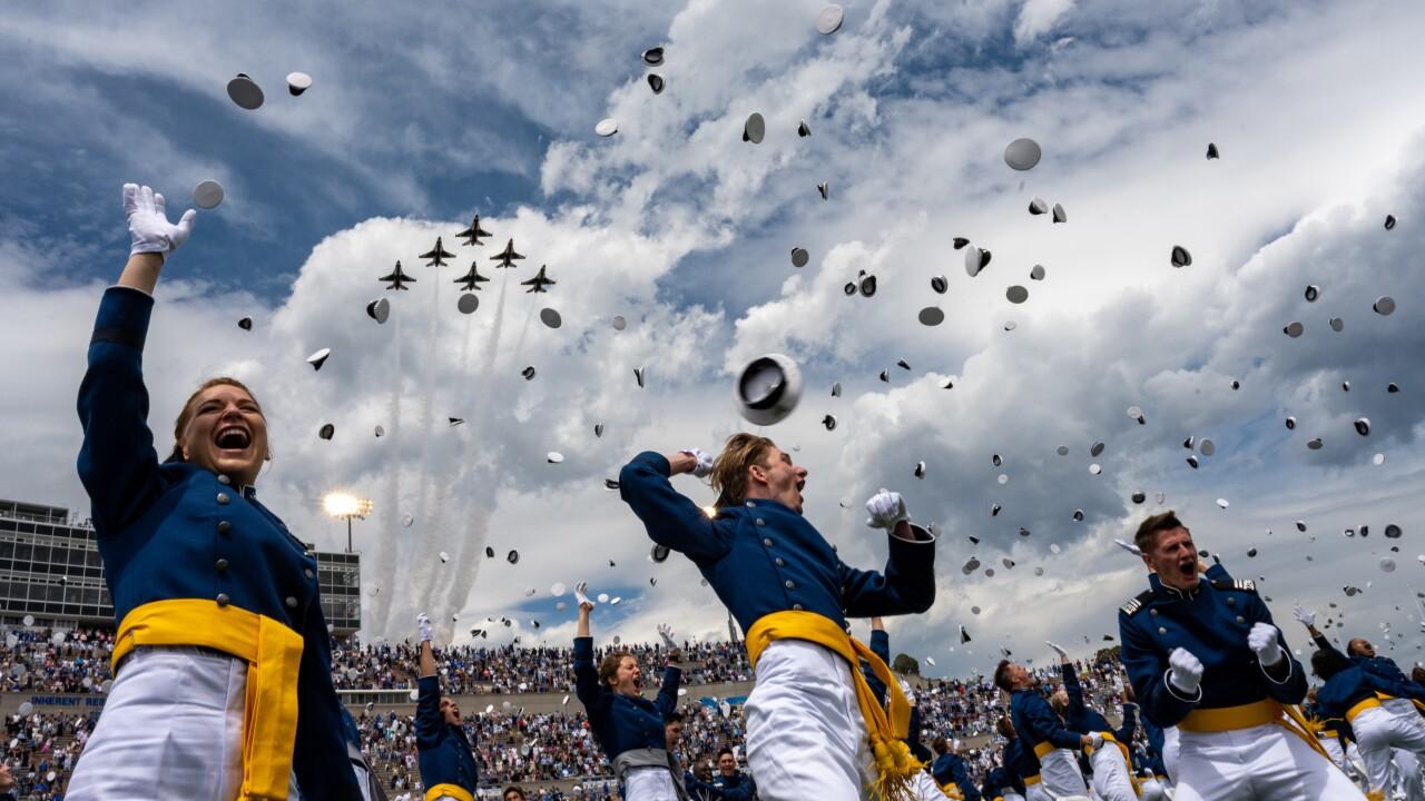 2021 USAF Academy Graduation