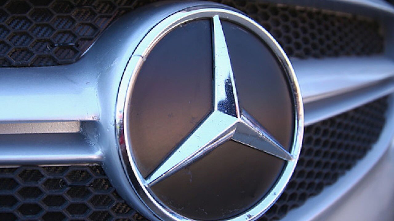 Mercedes-Benz recalls more than 300,000 vehicles over fire hazard