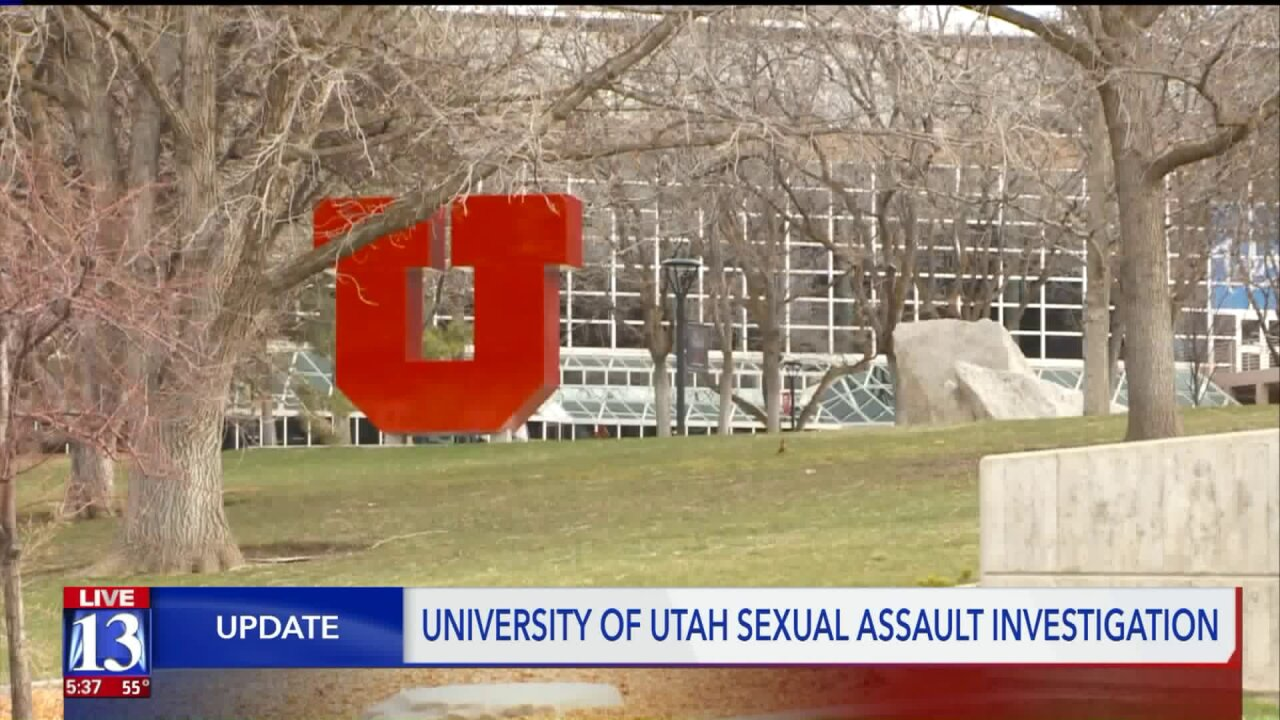 University of Utah still investigating alleged sexual assault