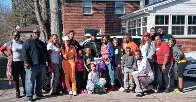Troy Hill family
