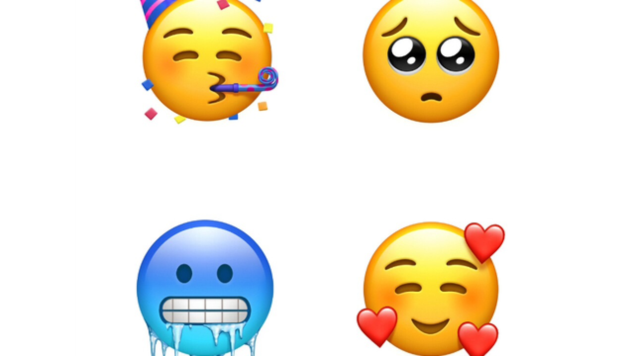 Apple rolls out animated emojis