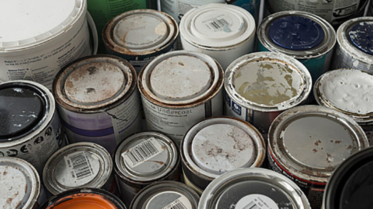 Hazardous waste collection canceled in Baltimore