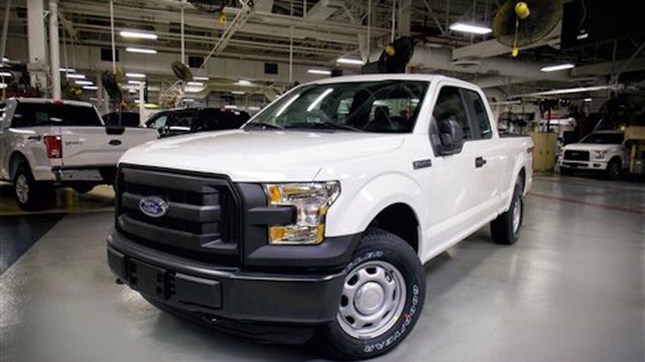 Ford investing $1.6B in 2 Midwest plants