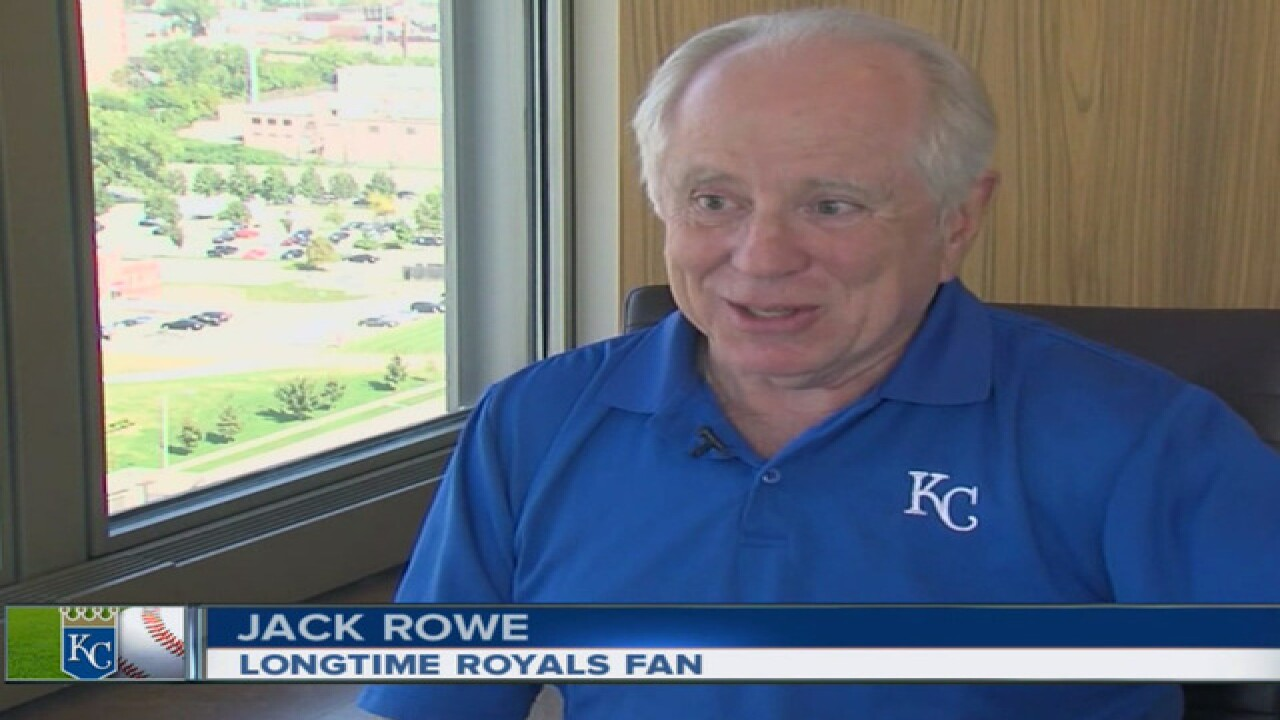 Longtime Royals fans optimistic for World Series