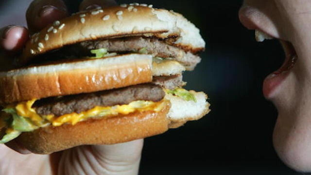 McDonald's testing new versions of the Big Mac