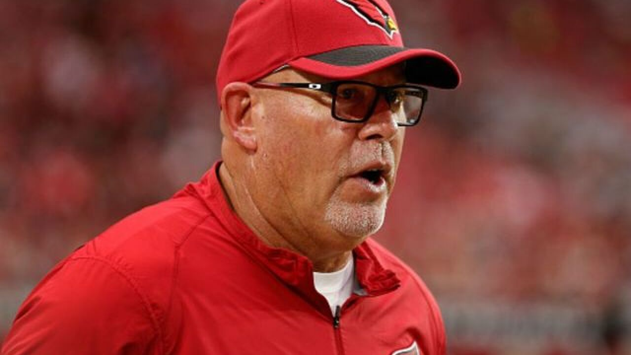 Bruce Arians just gave another interview saying he wants Browns job