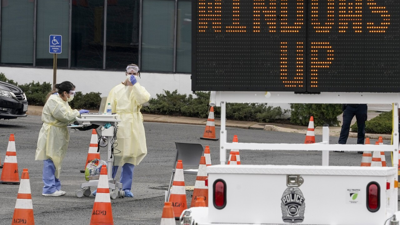 Virus Outbreak Virginia