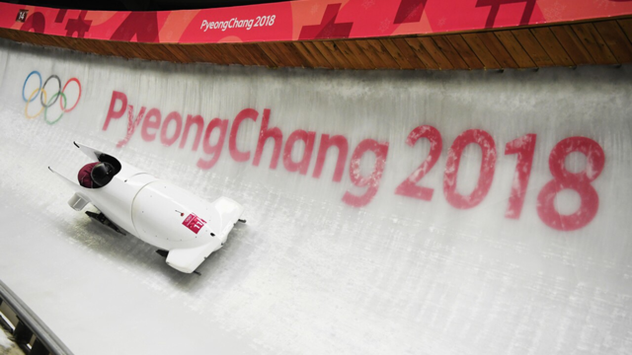 OLYMPICS: A 2nd Russian athlete tests positive for doping