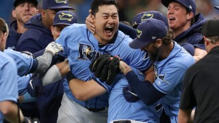 Tigers lose to Rays on walk-off single for second straight day