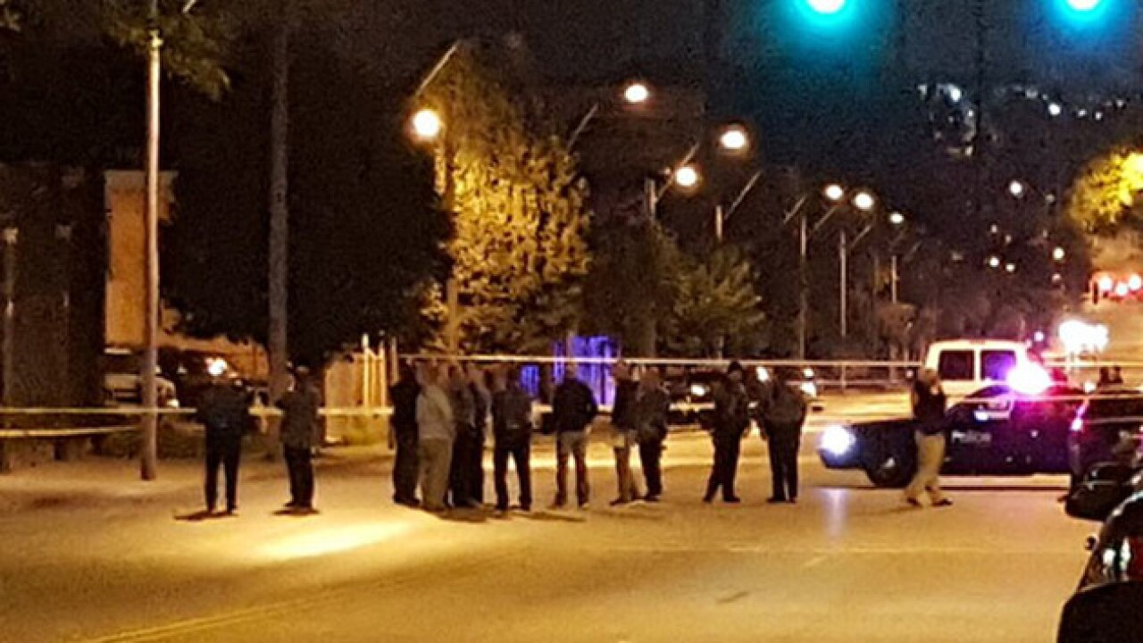Man dead in shooting on Troost Avenue, police say