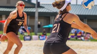 Beach Begins Play in Gulf Shores Against Stanford