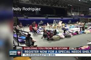How to find an open hurricane shelter near you