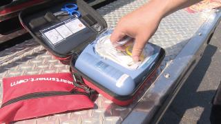 Fennville Fire Department - AED Installation