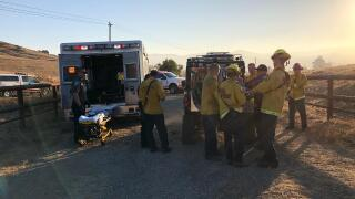 BISHOP PEAK RESCUE