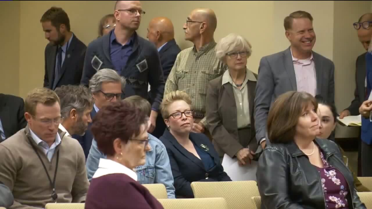 Public weighs in on proposed Utah taxreform