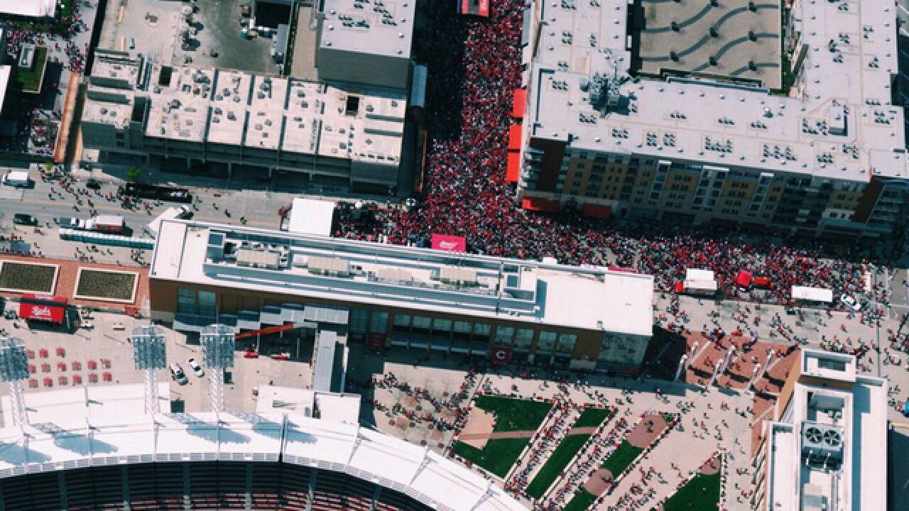 PHOTOS: See Opening Day from Chopper 9